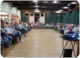 Zahlreiche Vertreterinnen und Vertreter gemeinnütziger Vereine und Organisation folgten der Einladung der Stadtgemeinde